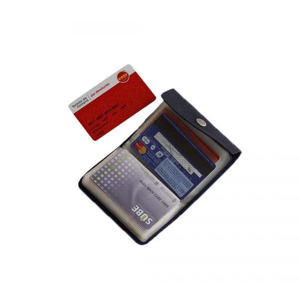 billeteras de cuero